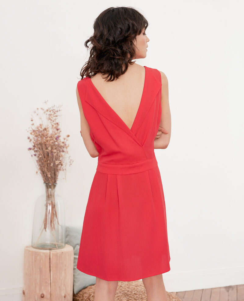 Dress with low-cut back Lollipop Fidele