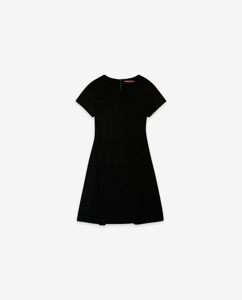 Velvet dress Noir Dress