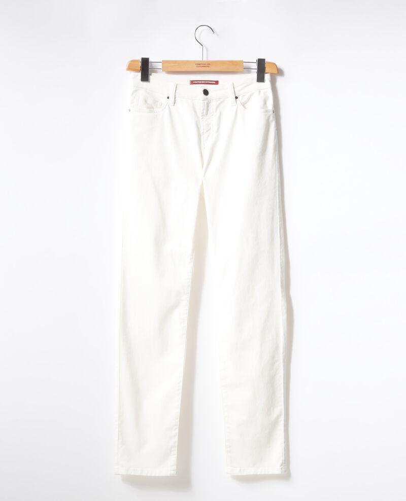 Jeans cigarette OFF WHITE