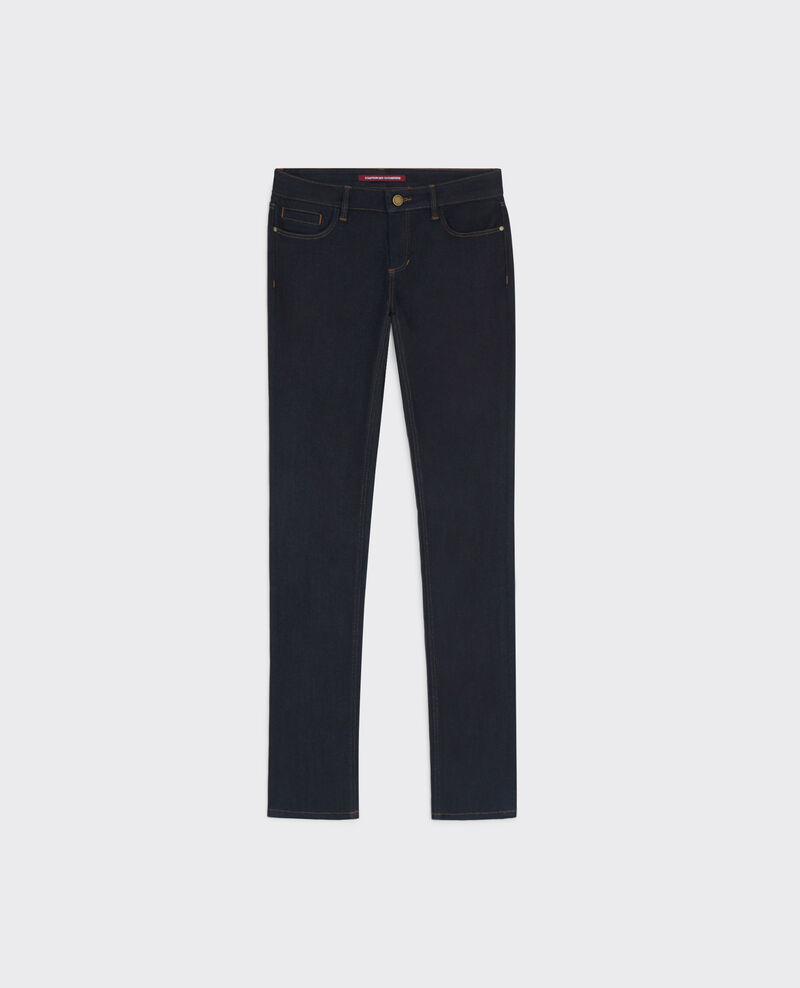 Ma demoiselle slim-fit jeans Dark blue Codetta