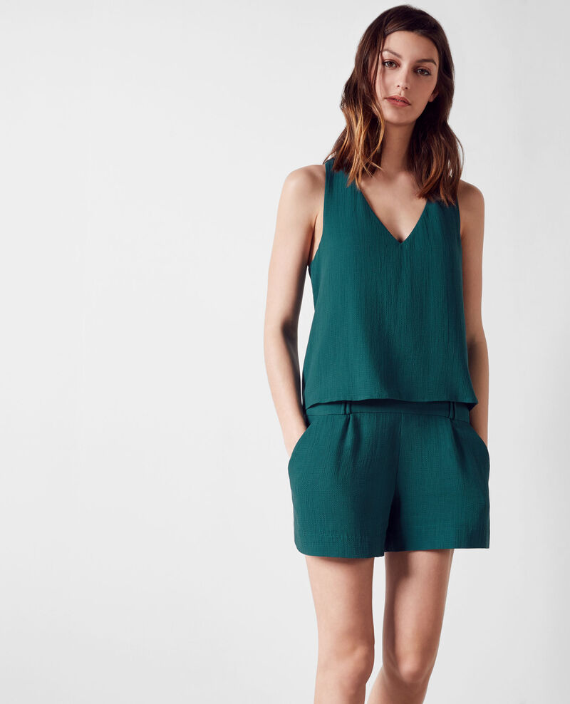 2-in-1 style playsuit Jungle green Clementine