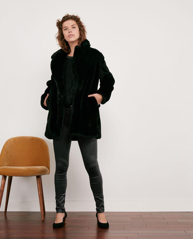 Sequin skinny jeans Noir Daix