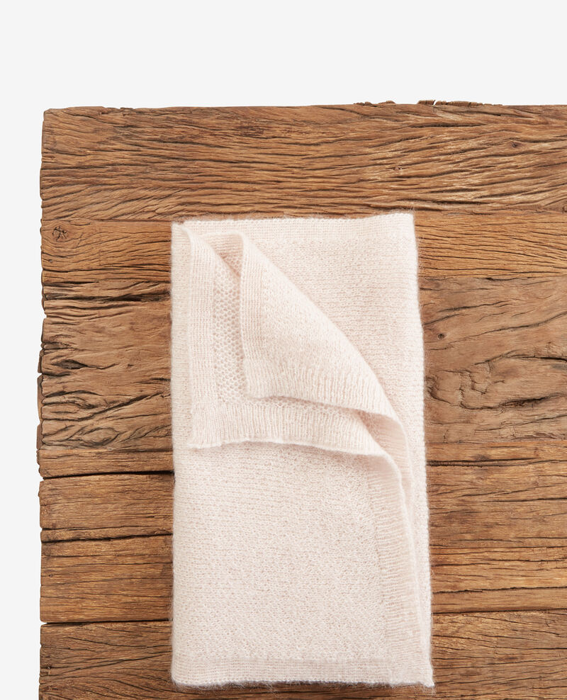 Mohair scarf Marshmallow Djalie