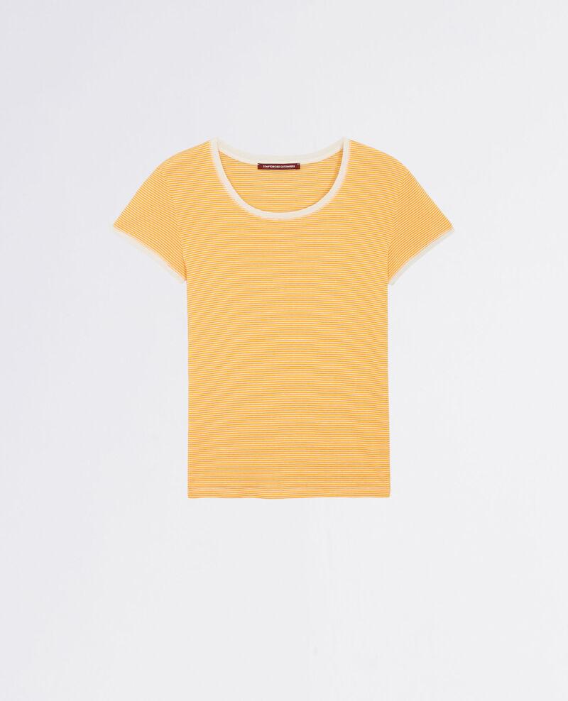Thin stripe t-shirt Crayola Caroquet