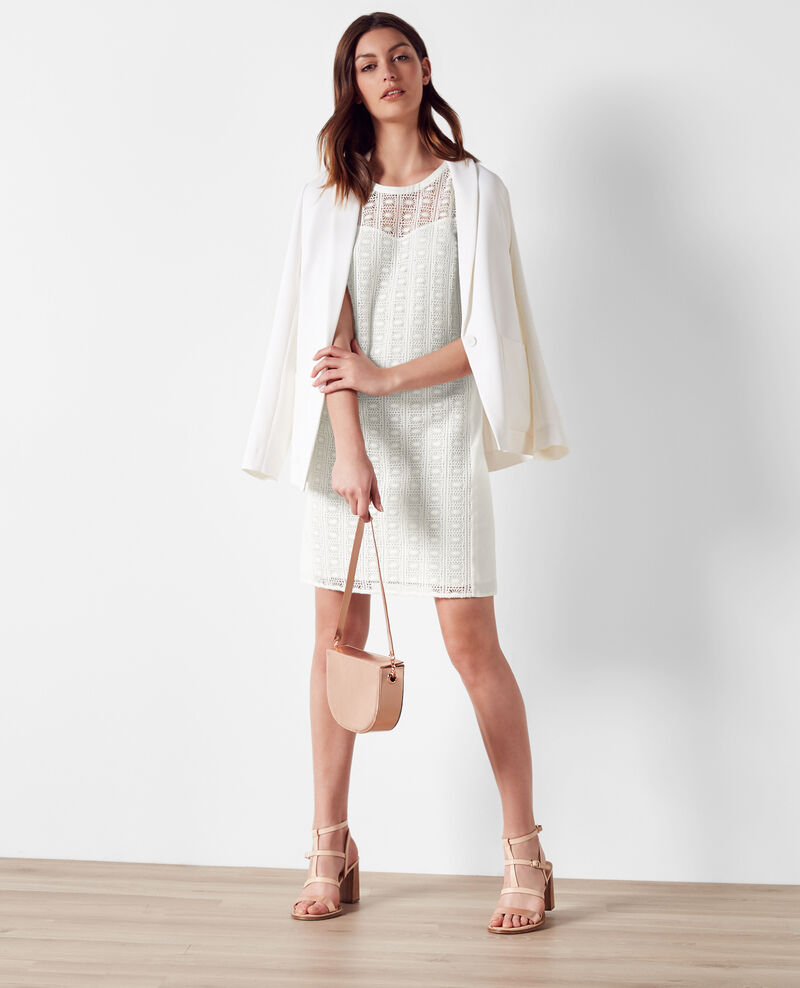 Lace dress Off white Clematite