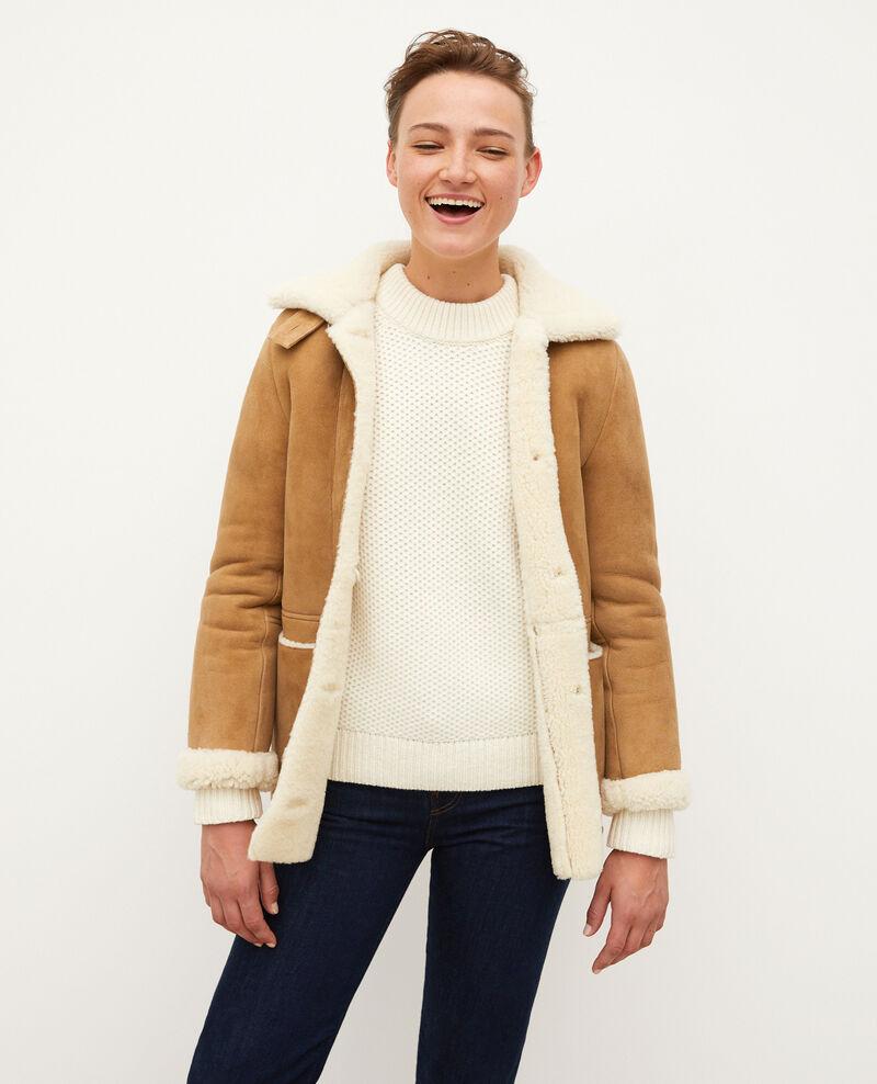 Shearling jacket TANNIN