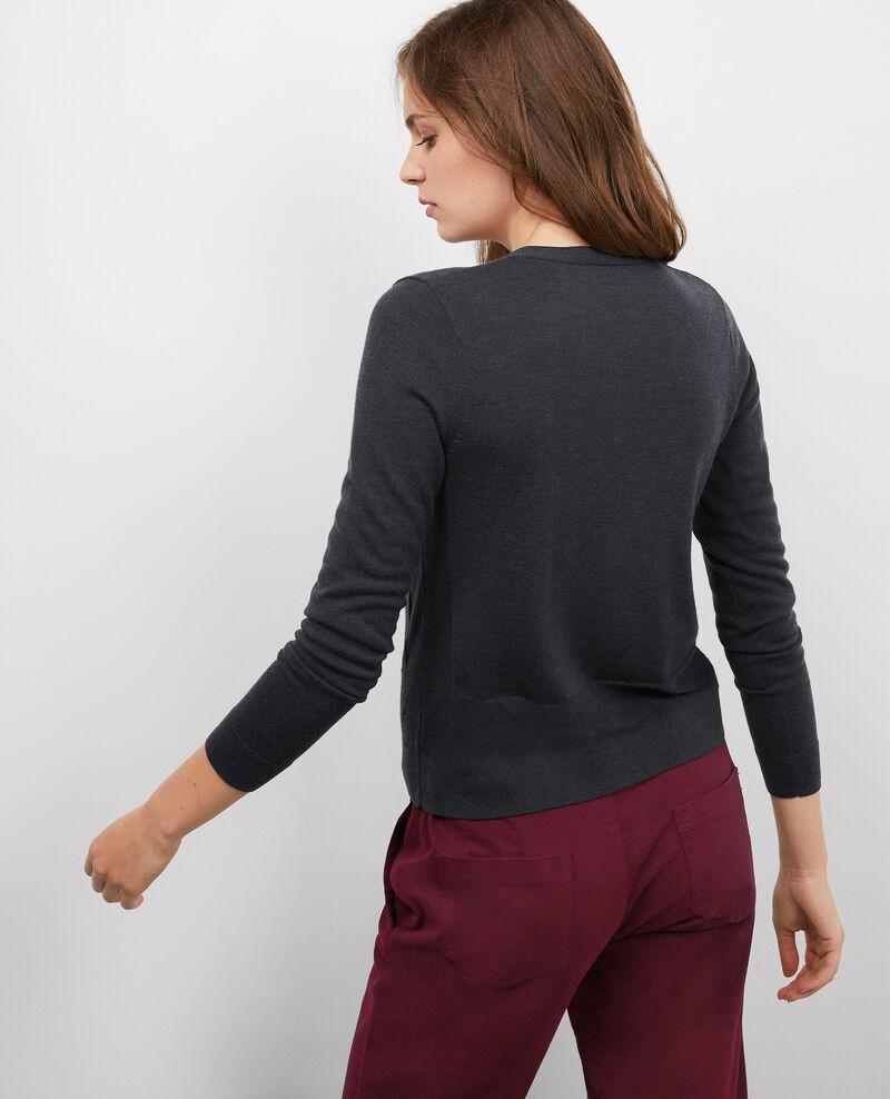 Short cardigan Slate Binx