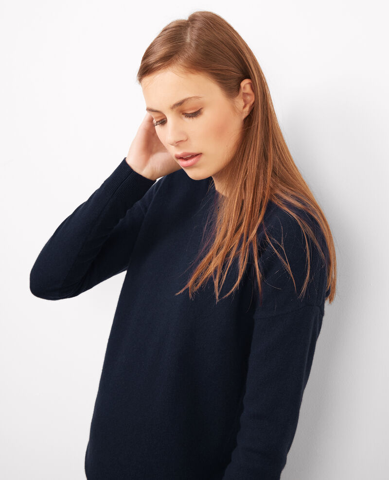 Cashmere and silk jumper Twilight Belouga