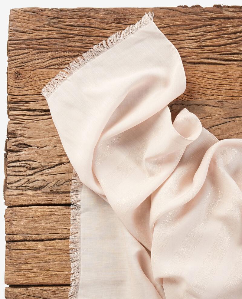 Silk scarf Nude Foulard