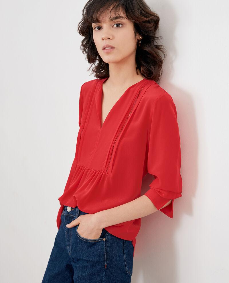 Silk blouse Lollipop Fippex