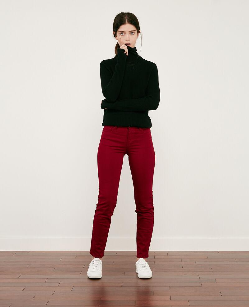 Soft-touch cigarette-fit jeans Devil 9dhanna
