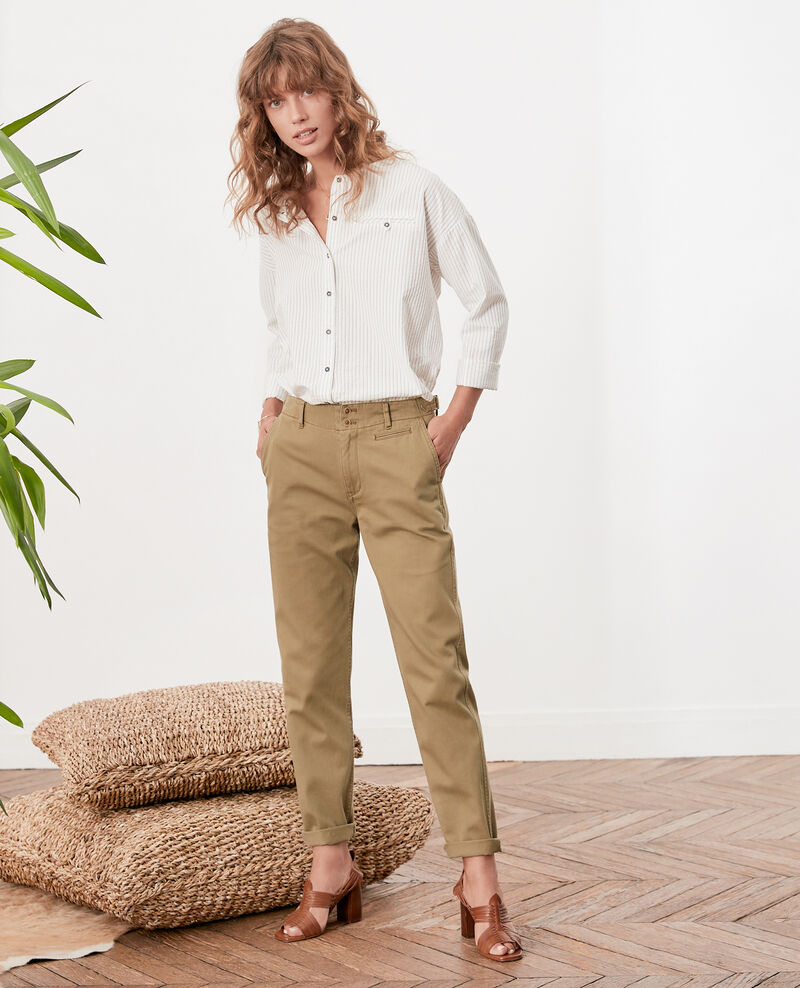 Chino-style jeans MASTIC