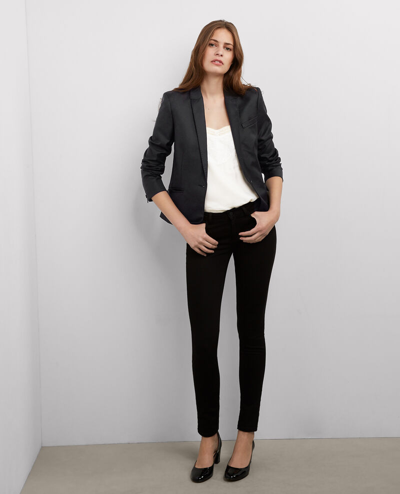 Wool blazer Noir Beli