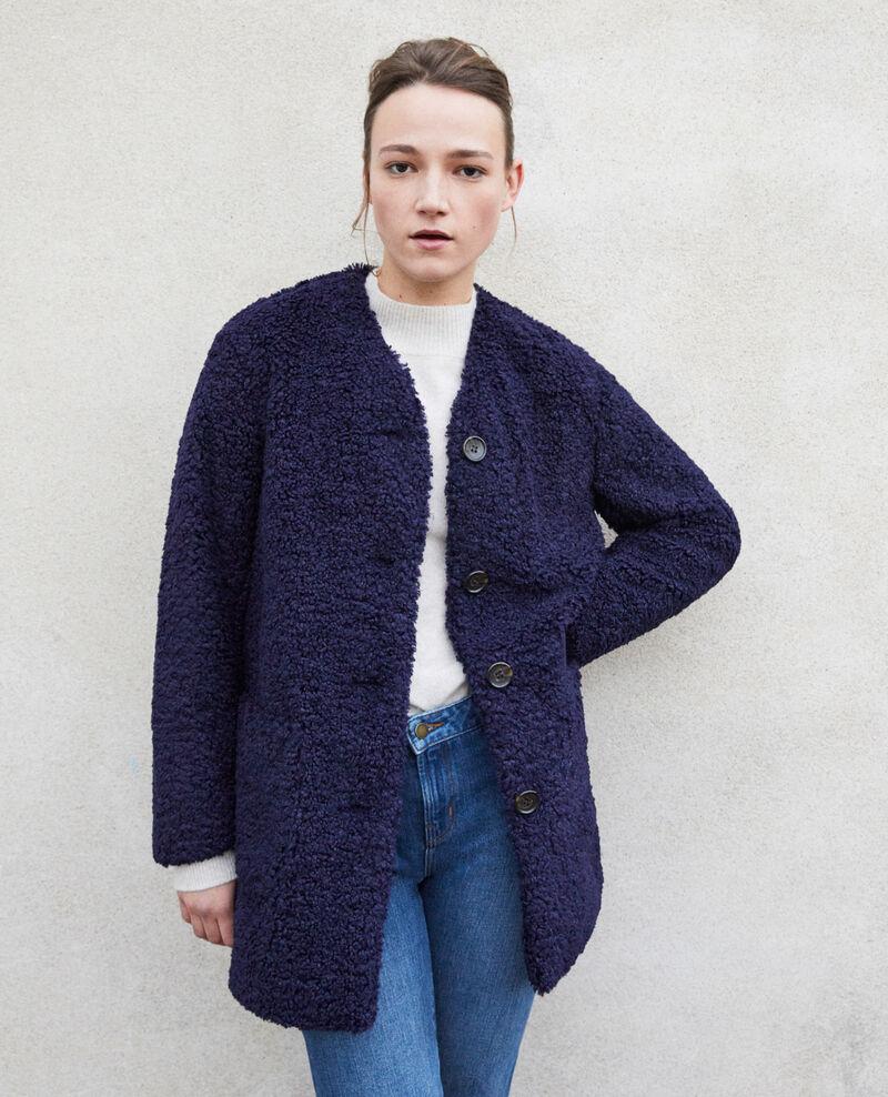 Faux fur coat PEACOAT