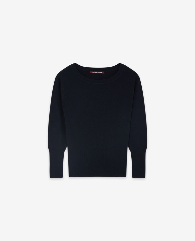Crew neck jumper Navy Dorianite