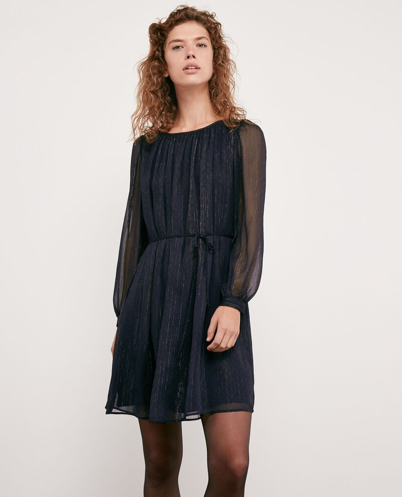 Lightweight dress Studio 54 navy Dinside