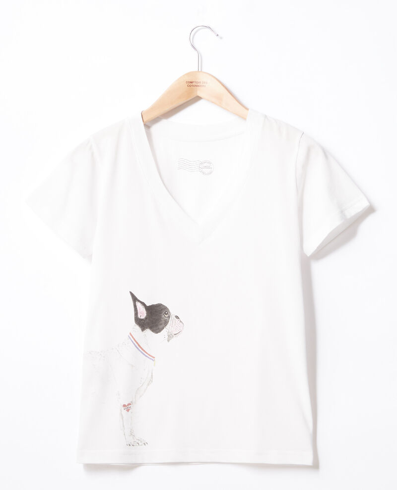 Léon T-shirt Off white Flynn
