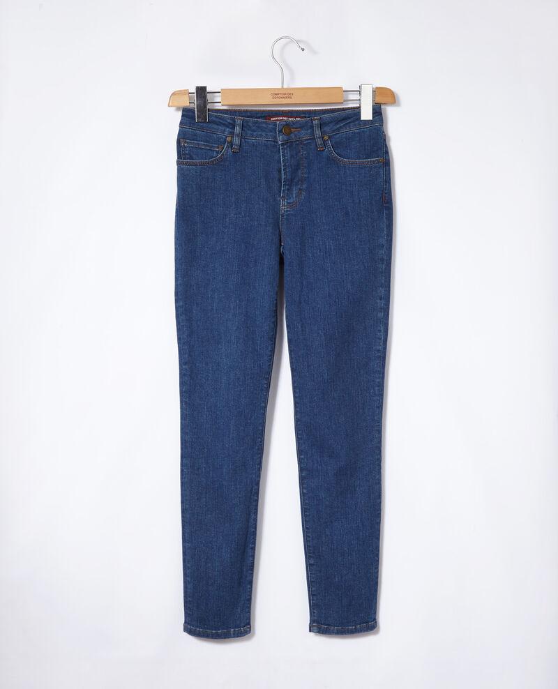 7/8 skinny cropped jeans Vintage indigo Ginisko