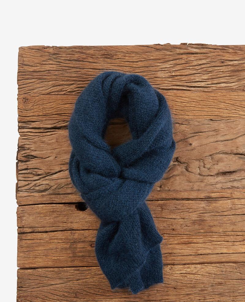 Mohair scarf Deep sea Djalie