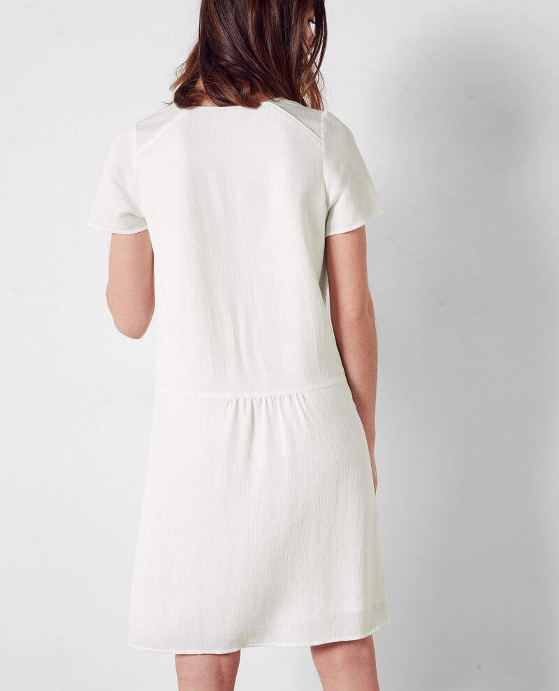 Dress Off white 9bareto