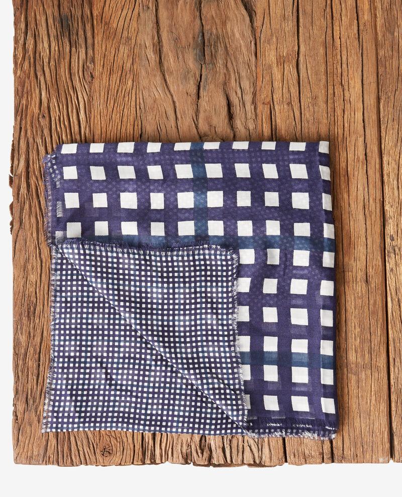 Printed scarf GHINGHAM MARINE