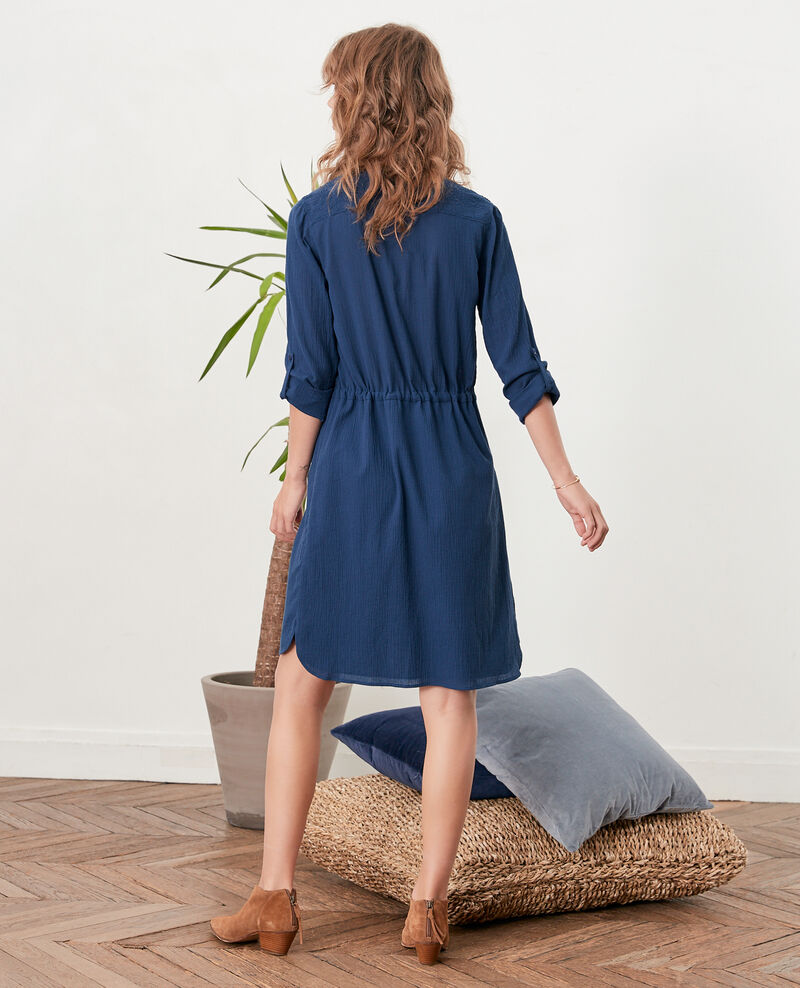 Tunic dress Indigo Feographie