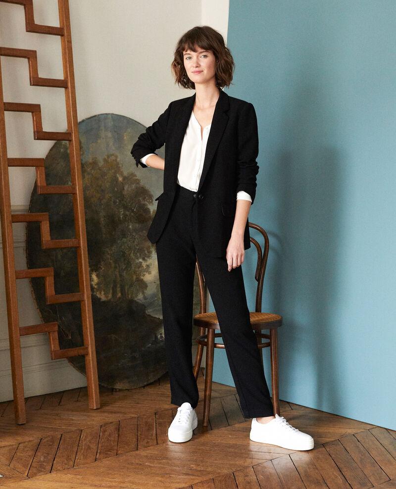 Suit-style jacket Noir Galejade