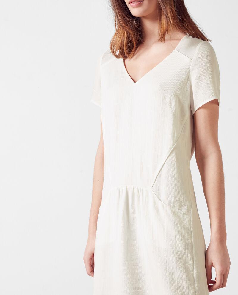 Dress Off white 9bareto