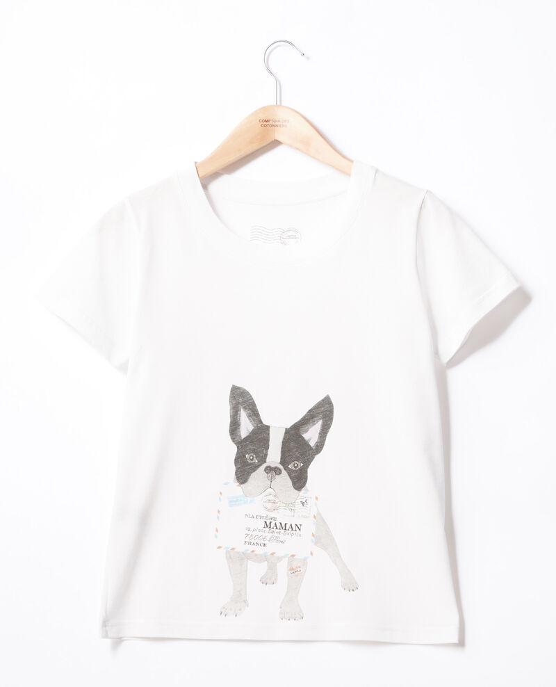 Léon T-shirt Off white Flippo