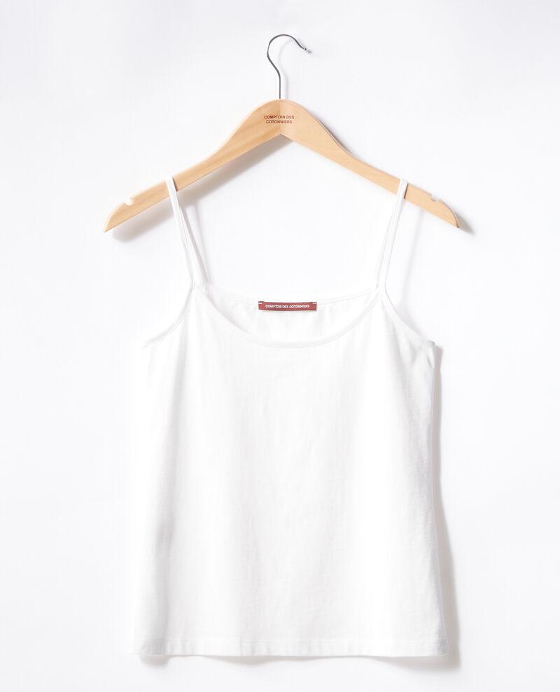 Vest top Off white Feddo