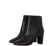 High boots en cuir