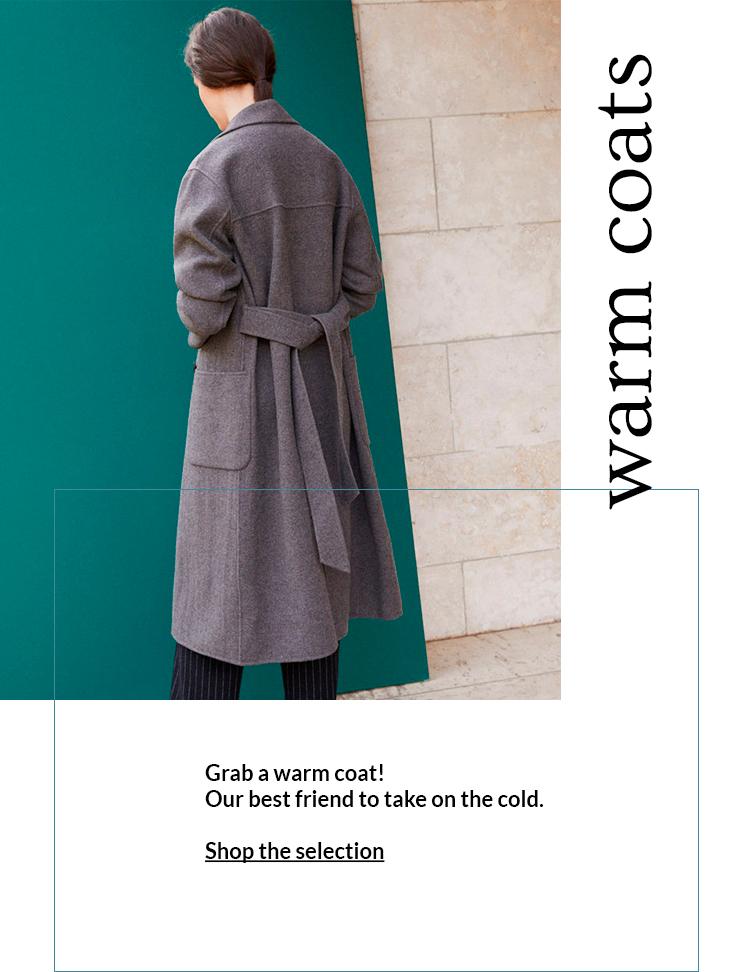 AW18 Warm coats
