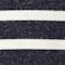 Striped sweatshirt Off white/peacoat Gikrame