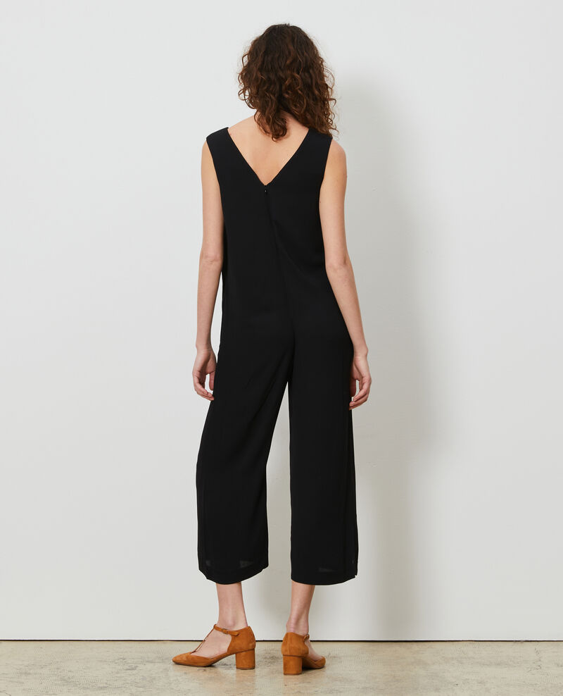 Trouser jumpsuit Black beauty Lintrex