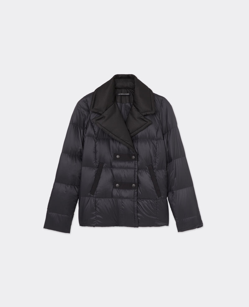 Car Coat Down Jacket | ONLINE EXCLUSIVE Noir/noir Sicaban
