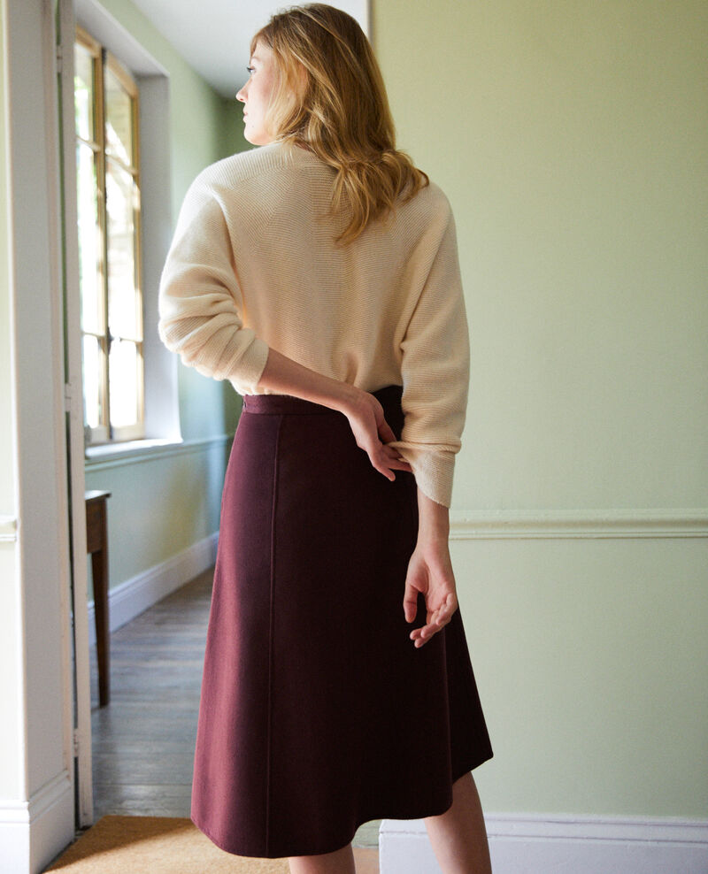 A-line skirt Fudge Japer
