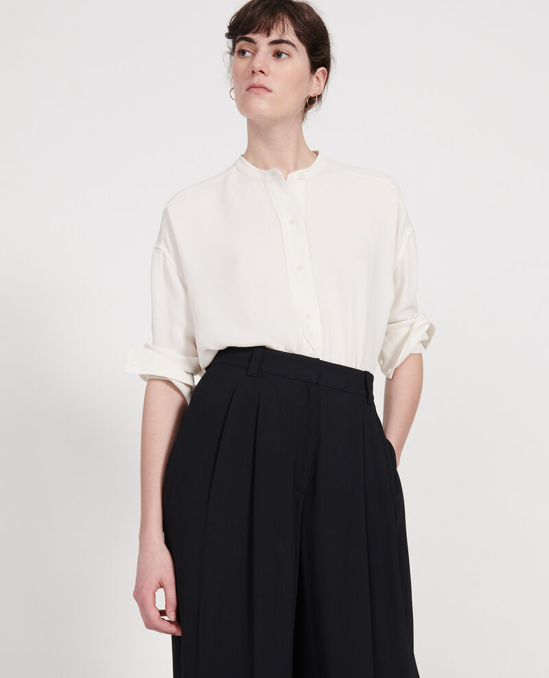 Straight-cut blouse Gardenia Lorleau