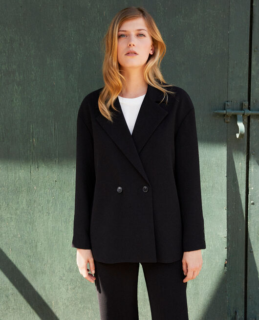 Tailored blazer NOIR