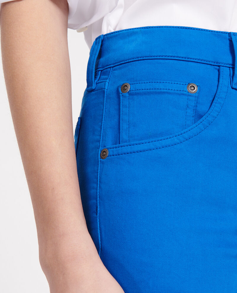 SLIM STRAIGHT - Straight jeans Princess blue Lozanne
