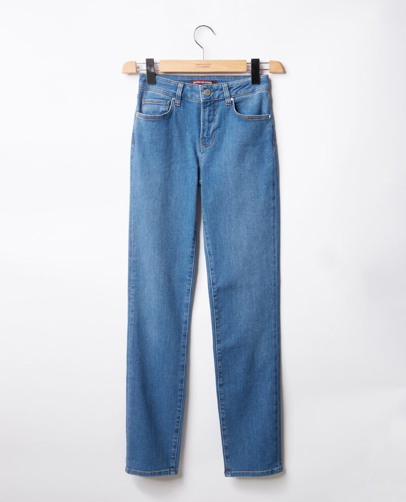 Slim fit jeans Vintage wash Fabliau