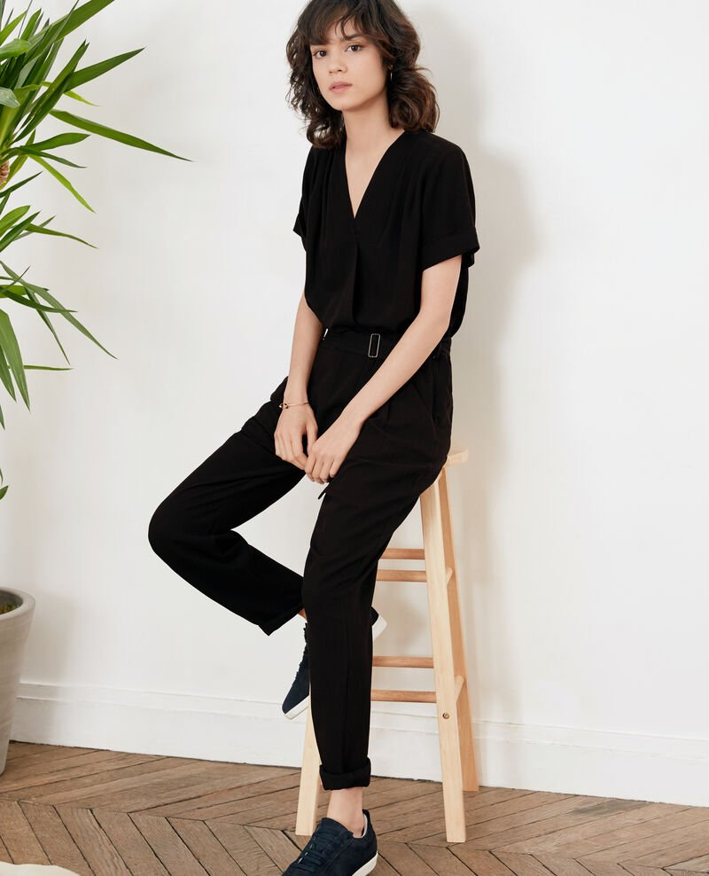 Jumpsuit Noir Facination
