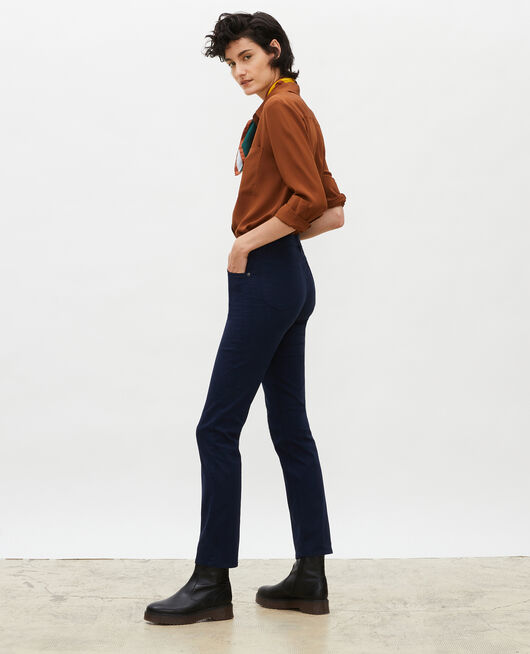 Straight-cut jeans MARITIME BLUE