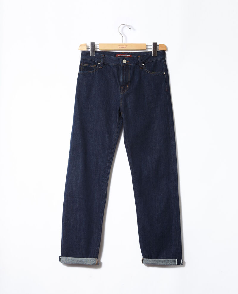 Real straight jeans Blue Gobert
