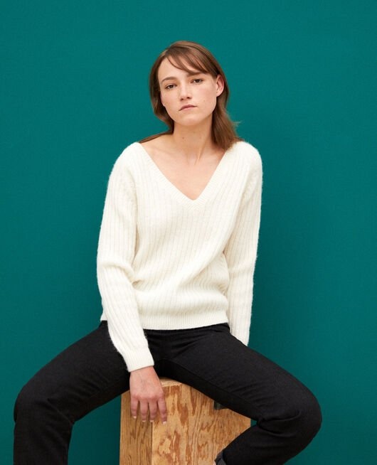 Reversible jumper White