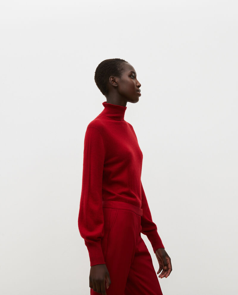 3D fine cashmere turtleneck jumper Royale