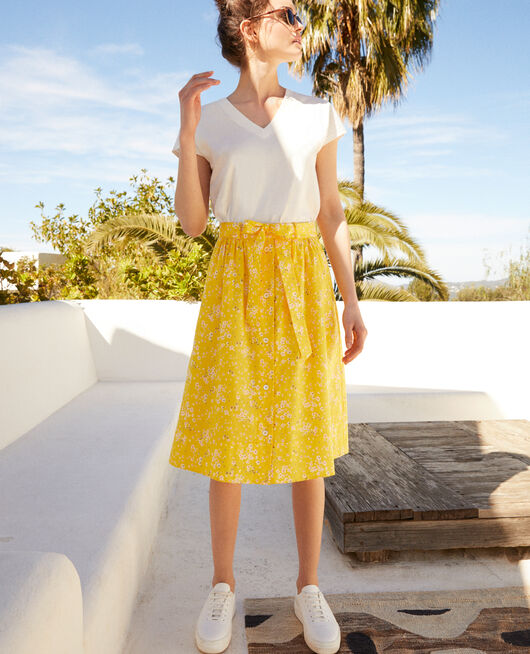 High-waist skirt PRIMULA SY