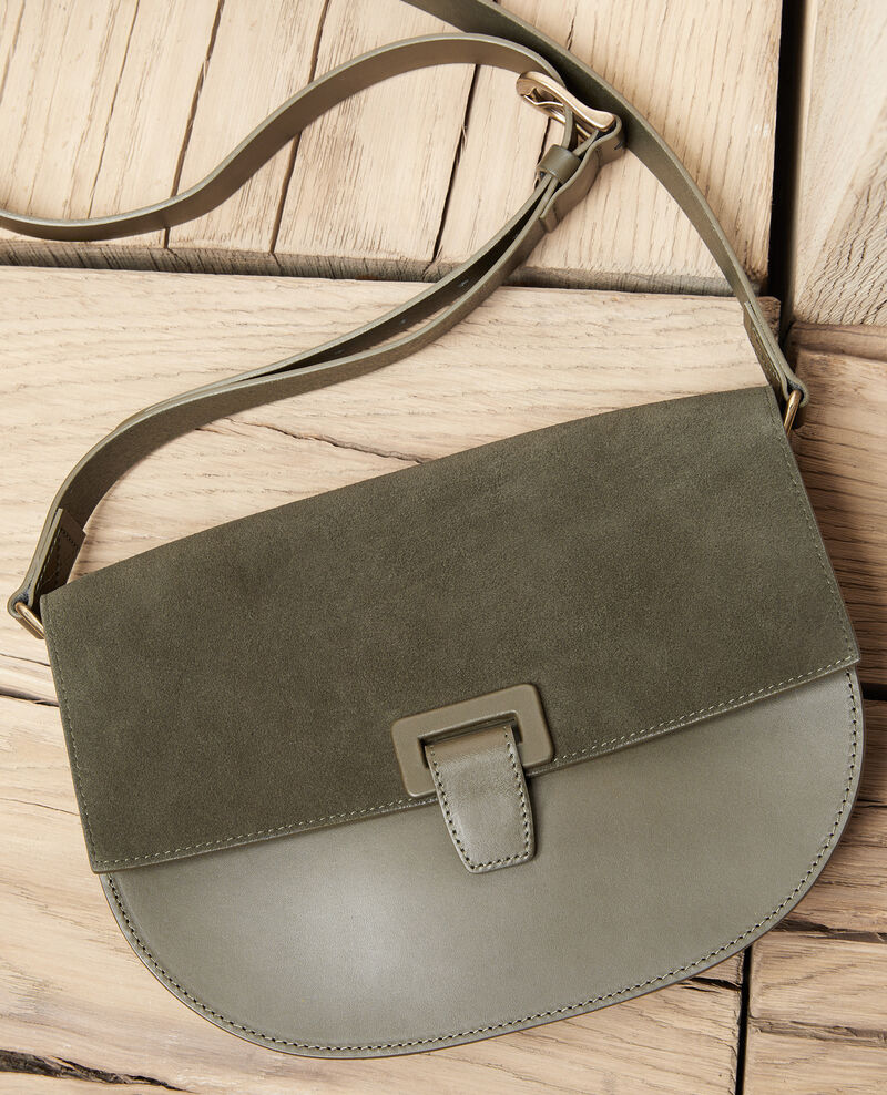 Large half-moon bag Deep depths Jordana