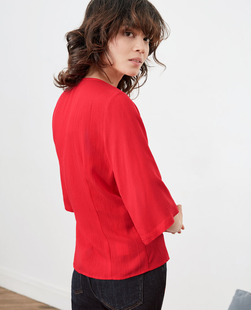 Blouse with buckle Lollipop Facinant