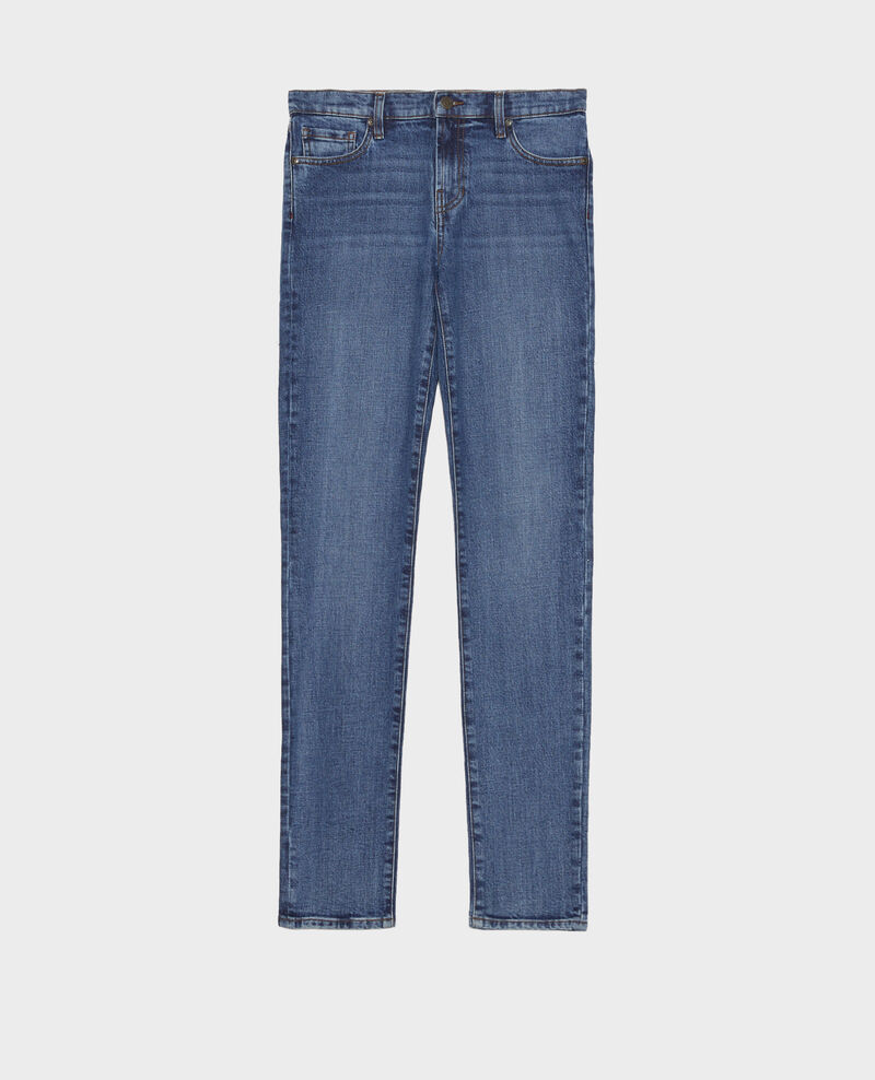 SLIM MID RISE - 5 pocket jeans Denim medium wash Mandro