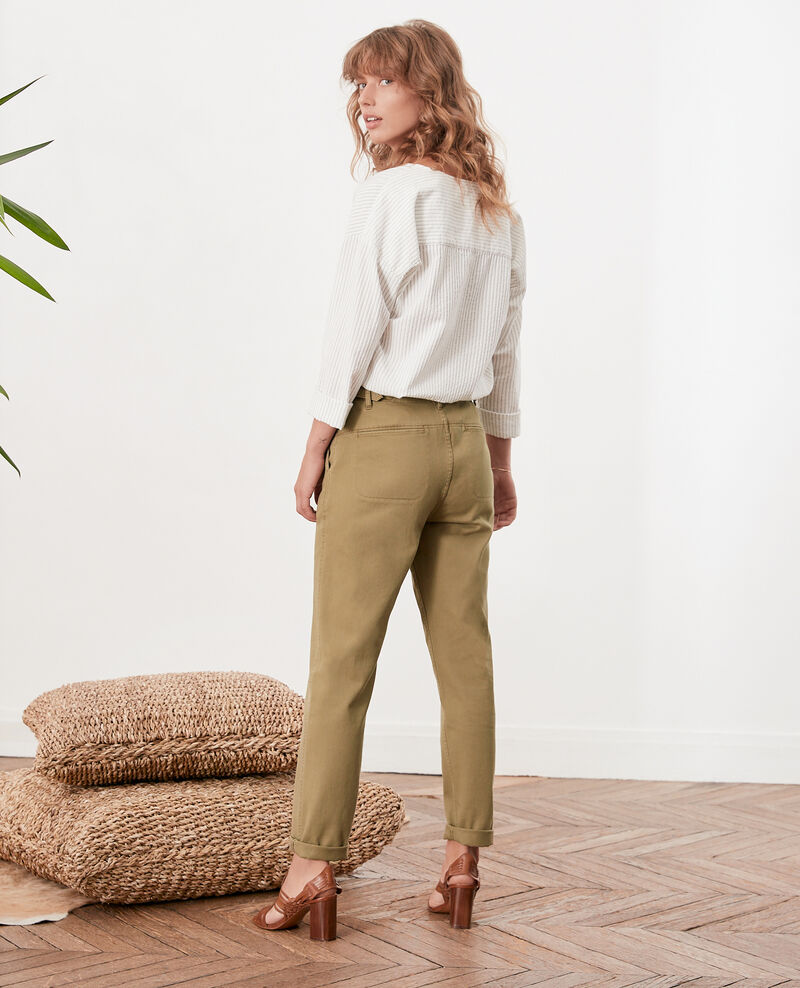Chino-style jeans Mastic Fayonne